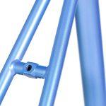 8bar Fhain Steel V1 Frameset-55.5 CM-blue-3382
