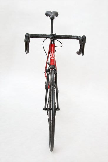Unknown Fixed Gear Bike Paradigm Red-2018