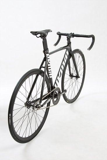 Unknown Bikes Fixed Gear Bike Singularity - Black-4118
