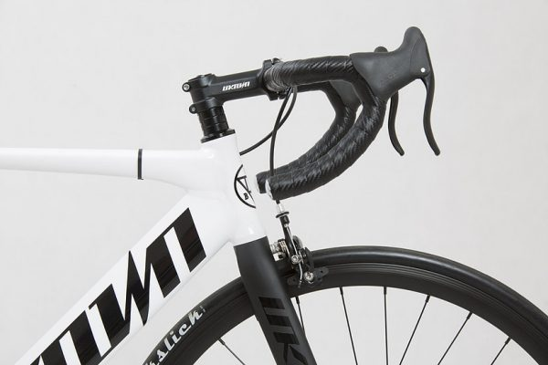 Unknown Bikes Fixed Gear Bike Singularity – White-3318