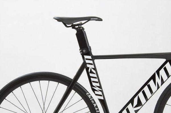 Unknown Bikes Fixed Gear Bike Singularity - Black-4121