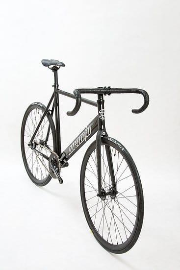 Unknown Fixed Gear Bike Paradigm Black-3308