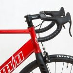 Unknown Fixed Gear Bike Paradigm Red-2021