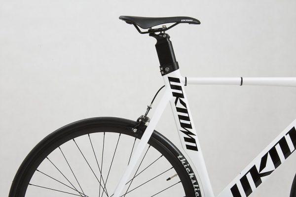 Unknown Bikes Fixed Gear Bike Singularity - White-3319