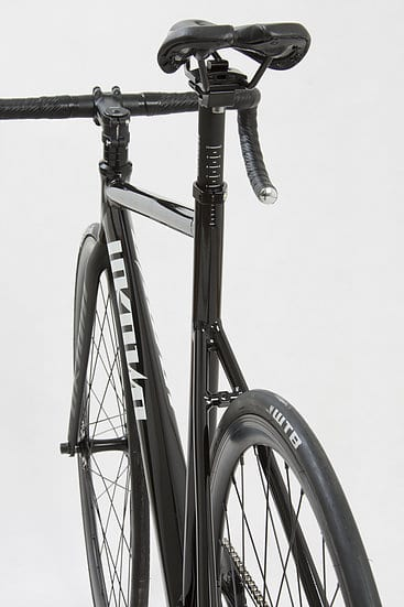 Unknown Bikes Fixed Gear Bike PS1 - Black-3277