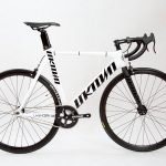 Unknown Bikes Fixed Gear Bike Singularity - White-0
