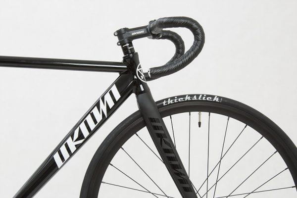 Unknown Bikes Fixed Gear Bike PS1 - Black-3279