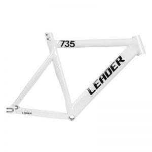 Leader 735 Frameset Gloss Wit-0