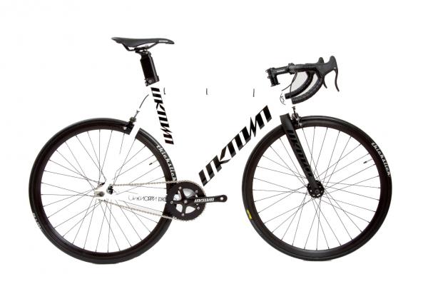 Unknown Bikes Fixie Fiets Singularity – Wit-0