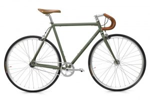Finna Fixed Gear Bike Velodrome Urban Camo-0