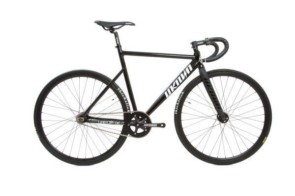 Unknown Bikes Fixie Fiets PS1 - Zwart-0