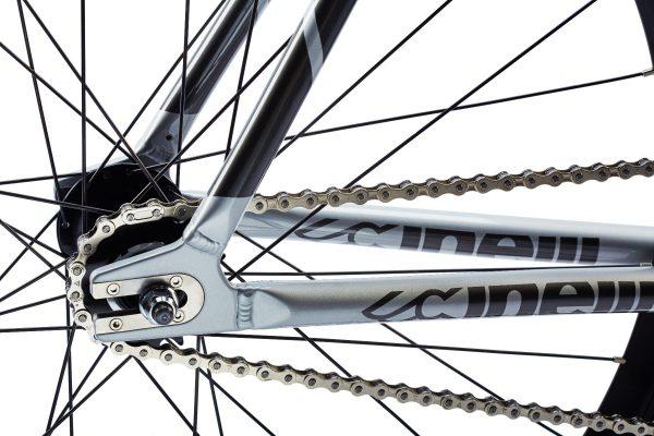 Cinelli Fixed Gear Bike Tipo Pista 2018 - Silver-6129