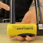 Kryptonite New York Fahgettaboudit U Lock-6246
