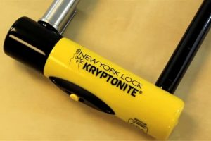 Kryptonite New York U Lock-6306