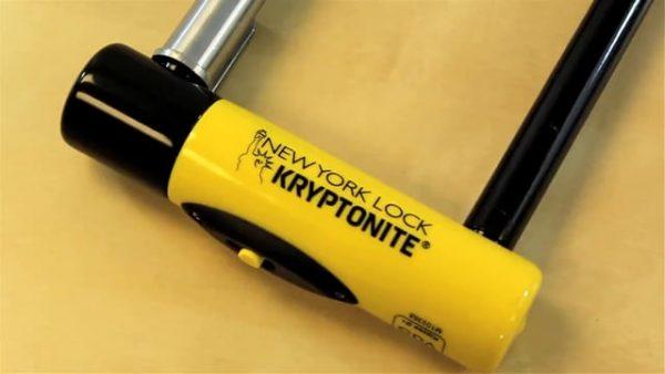Kryptonite New York U Lock-6306
