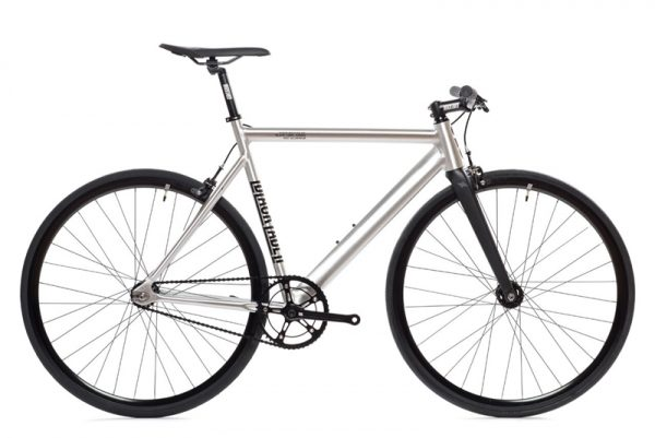 State Bicycle Co Fixed Gear Bike Black Label v2 – Raw Aluminum-6550