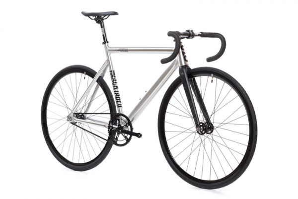 State Bicycle Co Fixed Gear Bike Black Label v2 – Raw Aluminum-6554