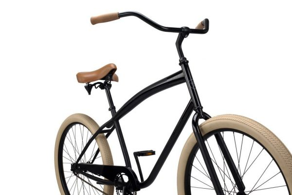 Pure Fix Classic Beach Cruiser Bike Brewster-6458