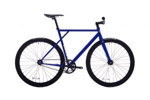 Poloandbike CMNDR Fixie Fiets K.S.K. Blauw-0