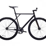 Poloandbike CMNDR Fixed Gear Bicycle S.A.S. Black-0