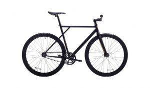 Poloandbike CMNDR Fixie Fiets S.A.S. Zwart-0