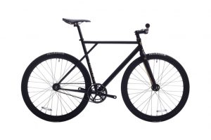 Poloandbike CMNDR Fixed Gear Bicycle S.A.S. Black-0