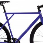 Poloandbike CMNDR Fixed Gear Bicycle K.S.K. Blue-6153