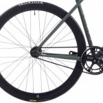 Poloandbike CMNDR Fixed Gear Bicycle G.S.G. Green-6160