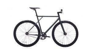 Poloandbike CMNDR Fixie Fiets G.S.G. Groen-0