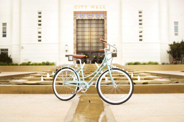 Pure Fix City Step Through Bike 3 speed Abbey-6364