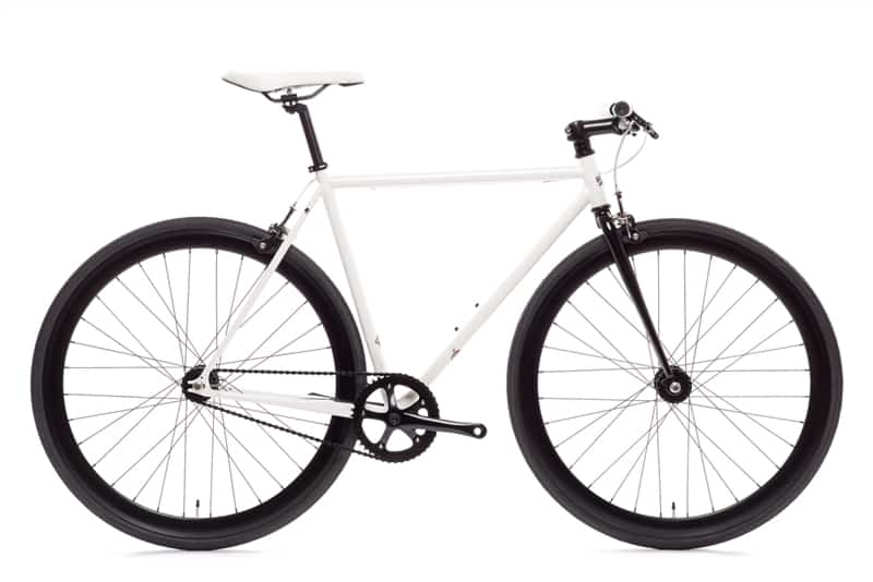 State Bicycle Co. Fixie Fahrrad Core Line Ghoul-0