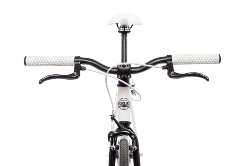 State Bicycle Co. Fixie Fiets Core Line Ghoul-6138