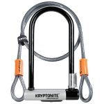 Kryptonite Kryptolok2 Beugelslot + Kabel 120CM-0
