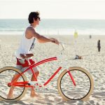 Pure Fix Classic Beach Cruiser Bike Brewster-6459