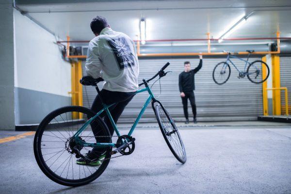 Pure Fix Urban Commuter Bike Peli-6396