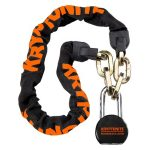 Kryptonite Messenger Chain Lock + Moly-0