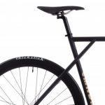 Poloandbike CMNDR Fixed Gear Bicycle S.A.S. Black-6157