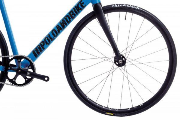 Poloandbike Williamsburg Fixed Gear Bicycle Blue-6169
