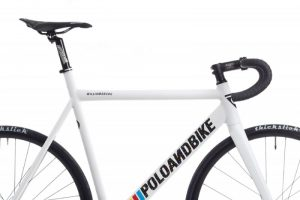 Poloandbike Williamsburg Fixed Gear Bicycle White-6164