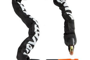 Kryptonite Evolution Series 4 1090 Chain Lock-0