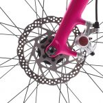 State Bicycle Co Thunderbird Singlespeed Cyclocross Bicycle Pink-6189