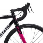 State Bicycle Co Thunderbird Singlespeed Cyclocross Bicycle Pink-6182