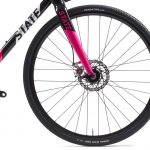 State Bicycle Co Thunderbird Singlespeed Cyclocross Bicycle Pink-6186