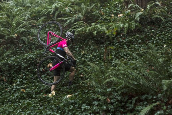 State Bicycle Co Thunderbird Singlespeed Cyclocross Bicycle Pink-6216