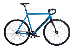 Poloandbike Williamsburg Fixie Fiets Blauw-0