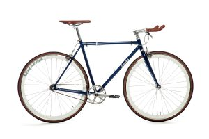 Quella Fixie Fiets Premium Varsity Collection - Oxford-0
