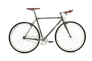 Quella Fixie Fiets Premium Varsity Collection - Edinburgh-0