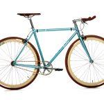 Quella Fixie Fiets Premium Varsity Collection – Cambridge-0