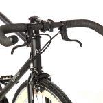 Quella Fixed Gear Bike Nero – Cream-6999