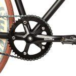 Quella Fixed Gear Bike Nero – Cappuccino-7012